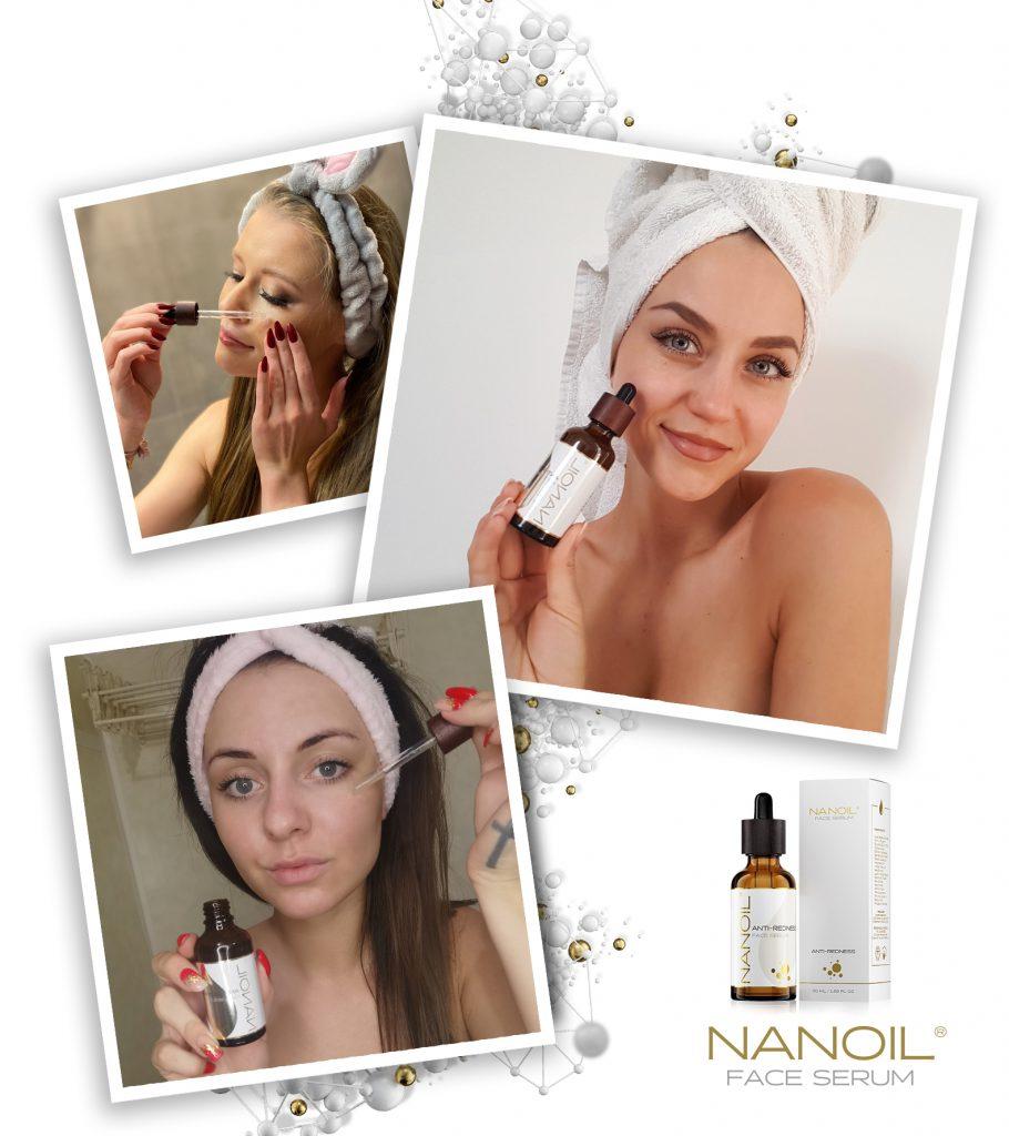 sérum para pieles con cuperosis Nanoil